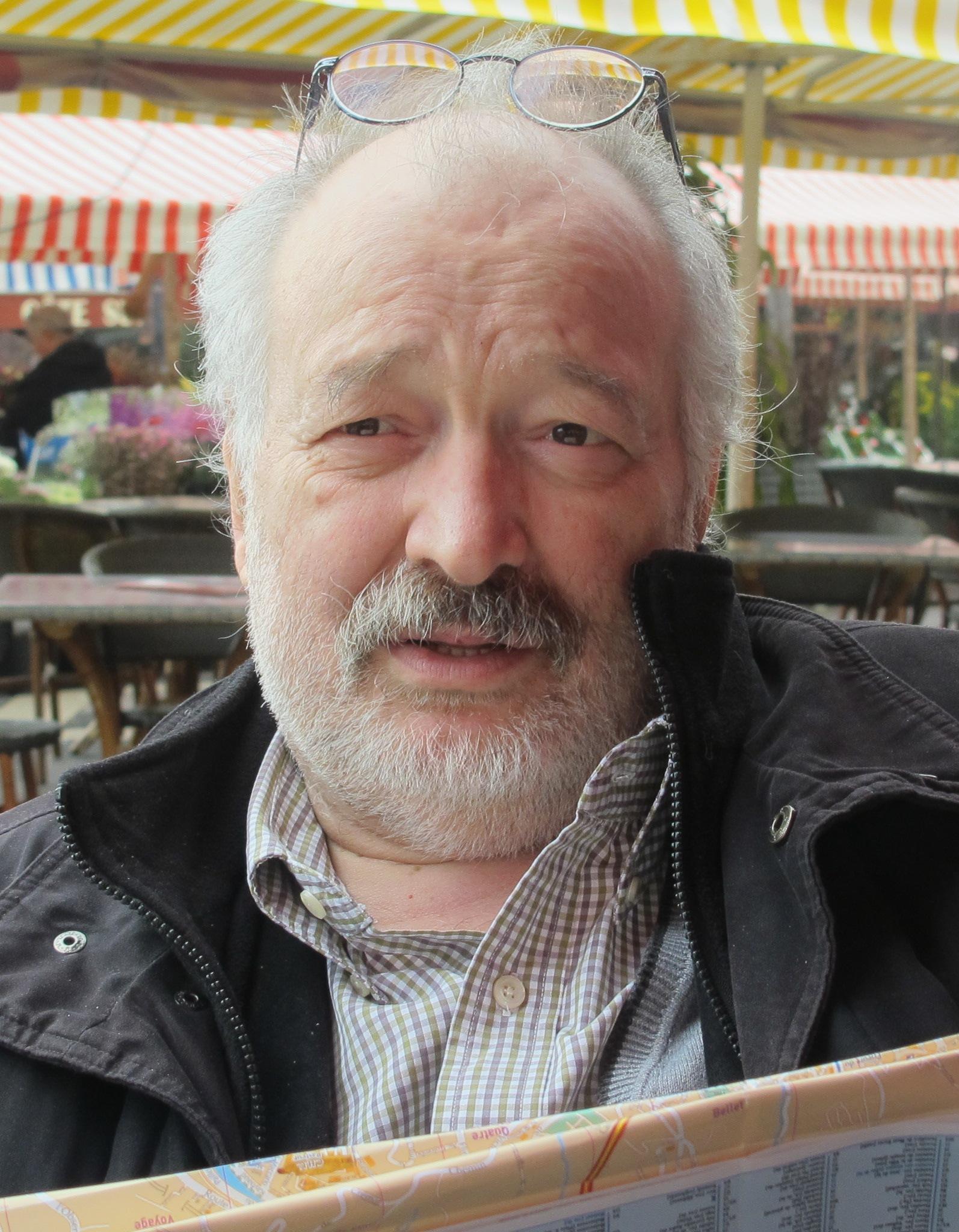 """Photo of Stelian Tănase: """"Sunt un fanatic religios!?"""""""