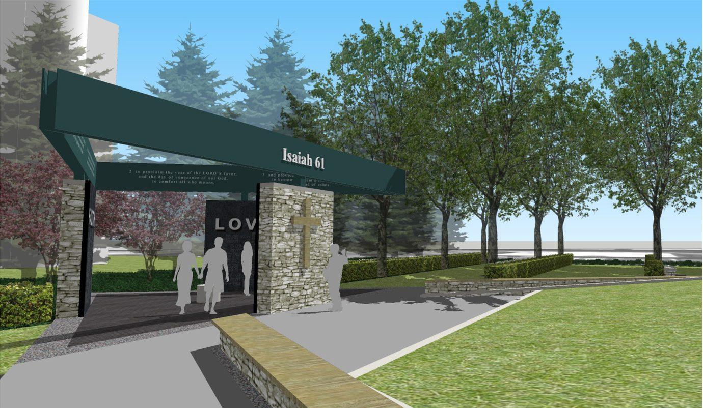 Photo of VIDEO: Parc memorial în amintirea victimelor avortului, pe locul unei foste clinici de avorturi din Toledo, SUA
