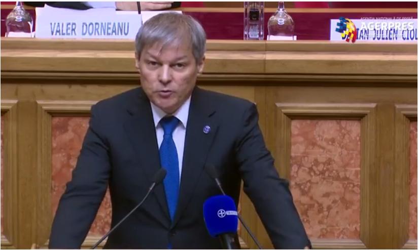 """Photo of Dacian Cioloș, prim-ministru: """"Dezbaterea democratică nu este aceea în care prevalează punctul de vedere majoritar asupra celui minoritar"""""""