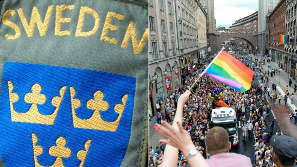 Photo of În ciuda presiunilor pe linie de comandă, un militar suedez refuză participarea la parada homosexualilor, pe care o caracterizează drept acțiune politică