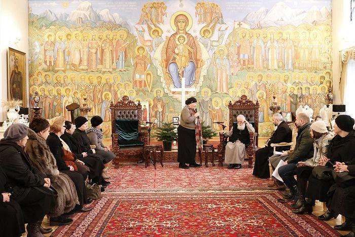 Photo of Grup georgian de inițiativă pentru construirea unei biserici, format din femei post-abortive și medici care au făcut avorturi
