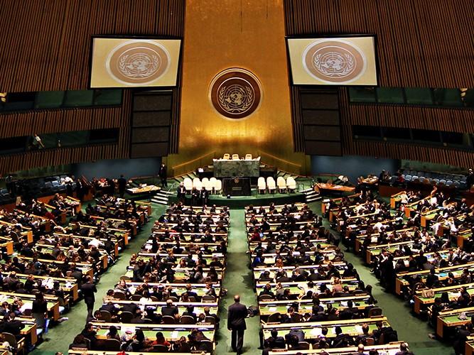 Photo of Premieră după ani de dispute acerbe: moderații de la ONU temperează avântul organizației de a promova educația sexuală comprehensivă