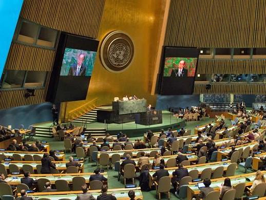 Photo of Controversă la ONU: pe 14-16 decembrie 84 de state vor rediscutarea oportunității unui post nou-creat de expert ONU în probleme LGBT