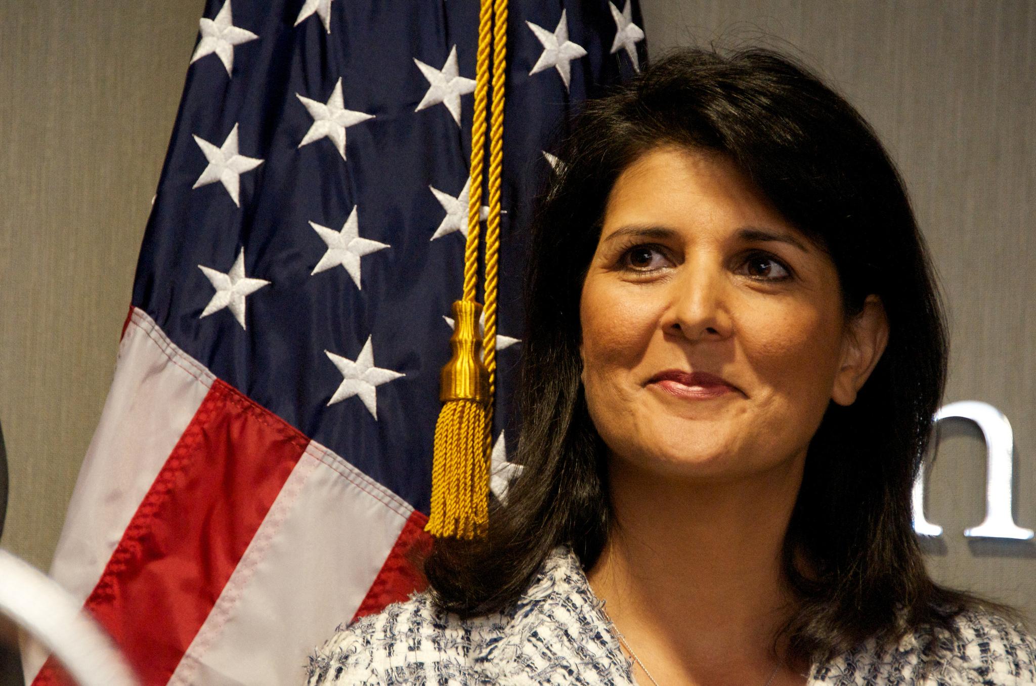 """Photo of Ambasadorul nominalizat al SUA la ONU, Nikki Haley, se opune definirii avortului ca drept al omului, pronunțându-se """"puternic pro-viață"""""""