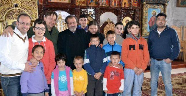 Photo of Omagiu postum pentru părintele Mihai Negrea, care creștea 117 copii orfani