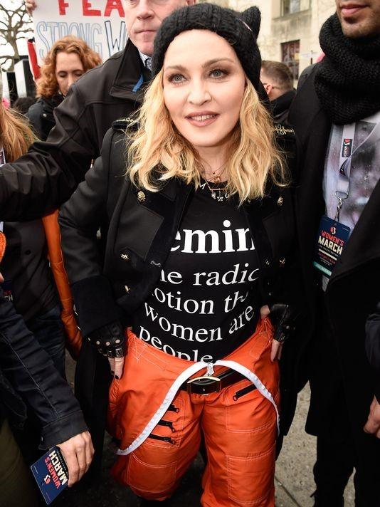 "Photo of A ratat Madonna șansa de a fi primul anchetat ""politic"" al ""dictaturii"" Trump?"