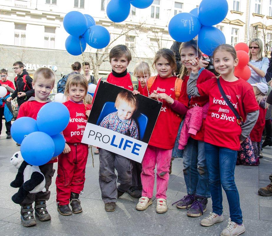 Photo of Marșul pentru viață de la Praga beneficiază anul acesta de susținerea Președintelui Cehiei