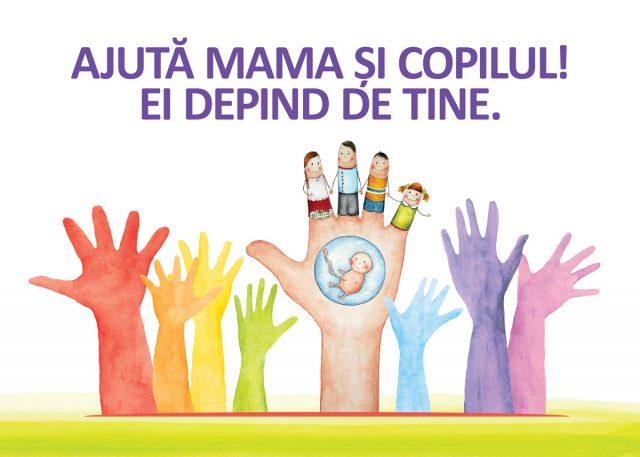 """Photo of Fragmente din comunicatul de presă al Marșului pentru viață 2017 / Revista """"Pentru Viață"""" nr. 6, Primăvara 2017 – """"Ajută mama și copilul! Ei depind de tine"""""""