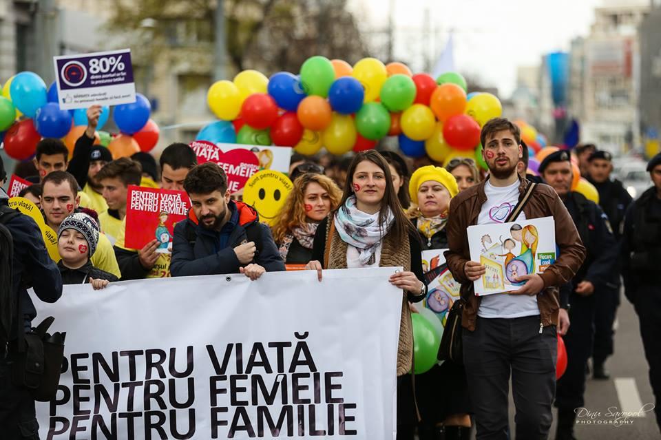 Photo of UPDATED: Organizatori din 265 de orașe s-au alăturat mișcării Marșul pentru Viață anul acesta. Vino și tu cu noi în stradă pe 25 martie 2017!