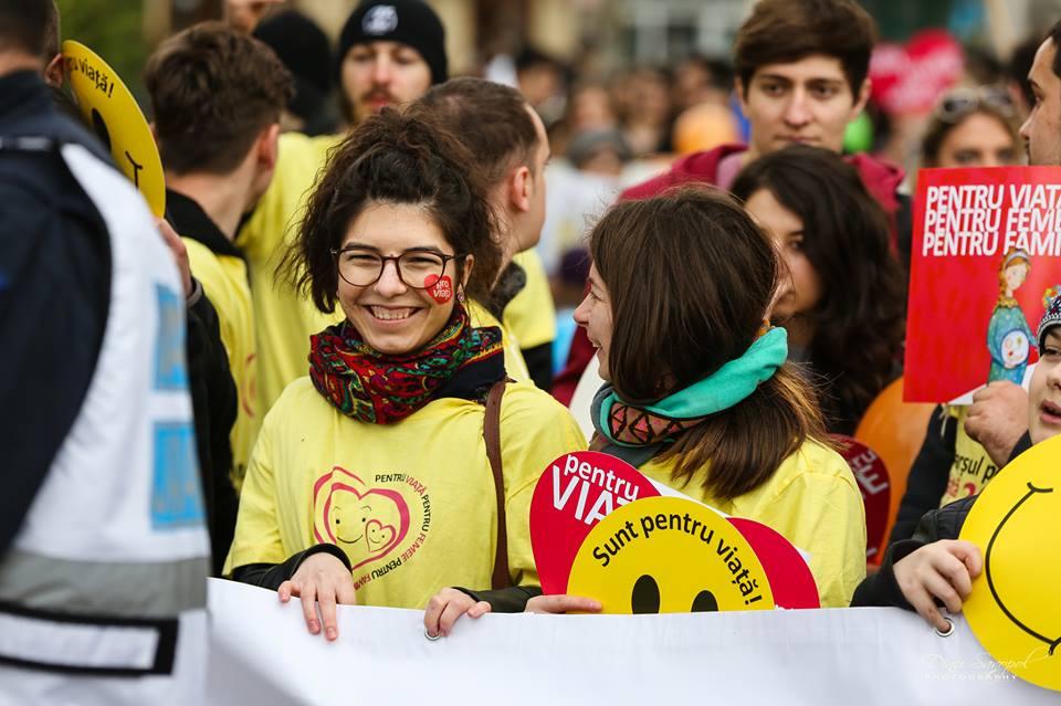 Photo of VIDEO. Trinitas TV: Marșul pentru Viață 2017 va fi organizat în peste 280 de orașe din România și Republica Moldova