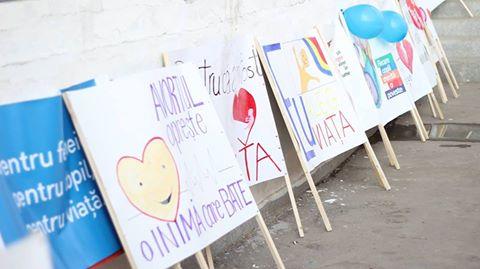 """Photo of ERATĂ: VIDEO și programul Marșului pentru Viață 2017 – """"Ajută mama și copilul! Ei depind de tine"""" la Călărași, România"""