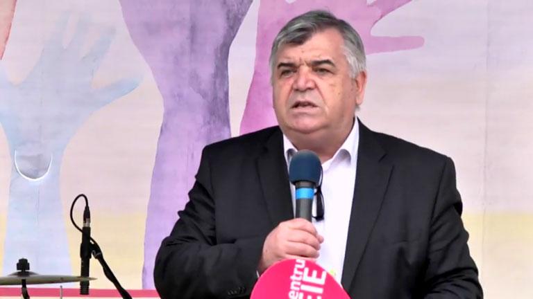 """Photo of VIDEO: Pastor Cornel Boingeanu, Marșul pentru viață 2017, București: """"Curajul dumneavoastră de a spune «suntem pentru viață» înseamnă enorm de mult"""""""