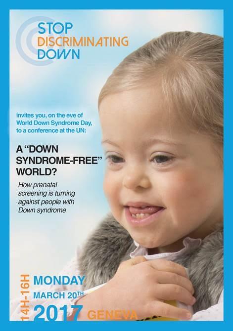 Photo of Ziua persoanelor cu Sindrom Down, marcată de conferințe la ONU și Parlamentul European