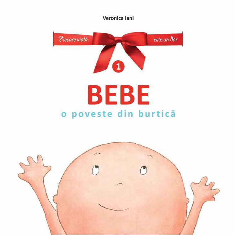 """Photo of Luna pentru Viață 2017 la București: La lansarea cărții pentru copii """"Bebe. O poveste din burtică"""", autoarea Veronica Iani le va oferi celor mici câte o carte în dar"""