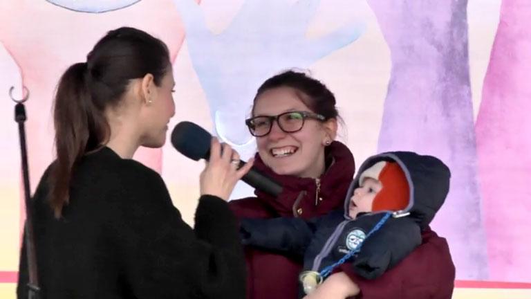 """Photo of VIDEO: Oana Dancu, Marșul pentru viață 2017, București: """"Eu știu ce înseamnă criza de sarcină"""" / Mărturii despre criza de sarcină #31"""