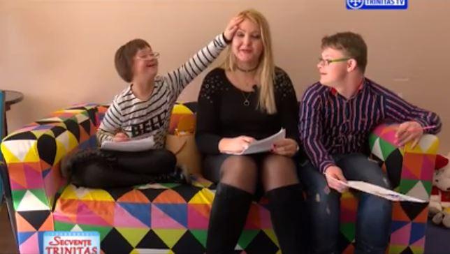 Photo of VIDEO. Reportaj emoționant la Trinitas TV: Copiii cu sindrom Down, mesageri ai iubirii