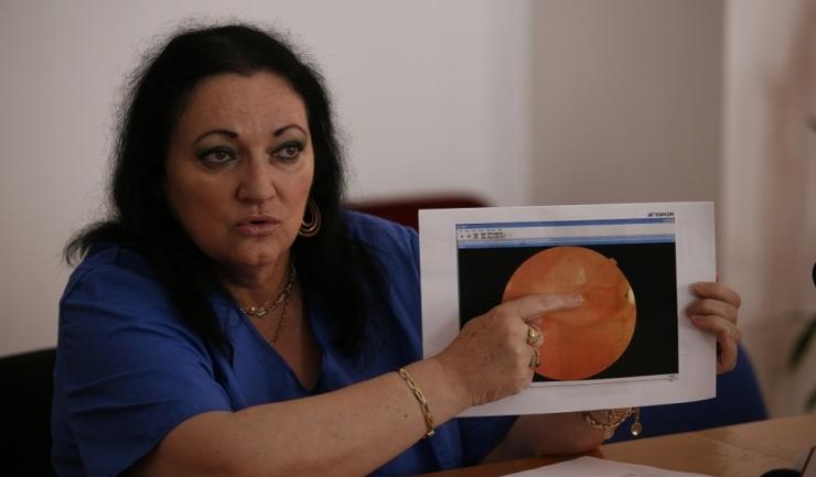 """Photo of Dr. Monica Pop despre lipsa de siguranță a avortului: """"Doctorul care face avort știe ce face, dar nu vede ce face"""""""
