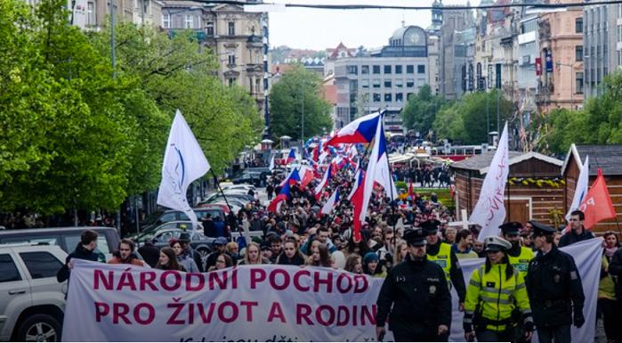 Photo of 5.000 de persoane la Marșul pentru Viață de la Praga