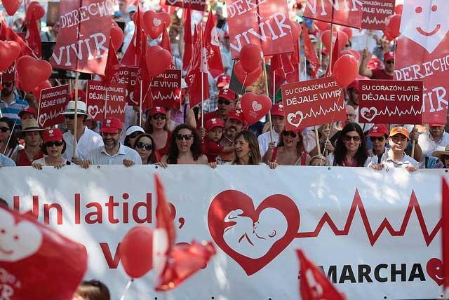 Photo of FOTO. Marșul pentru Viață 2017 la Madrid și în alte 20 de orașe spaniole