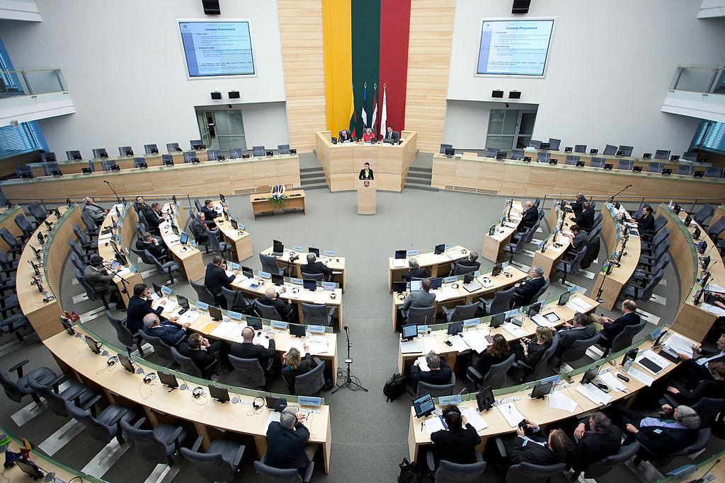 Photo of Lituania respinge fără drept de apel legalizarea căsătoriilor homosexuale
