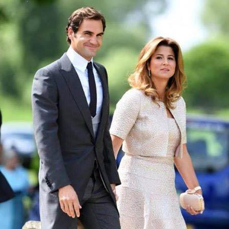 Photo of Succesul în carieră merge mână în mână cu cel în plan familial: Roger Federer aduce un frumos omagiu soției și familiei sale