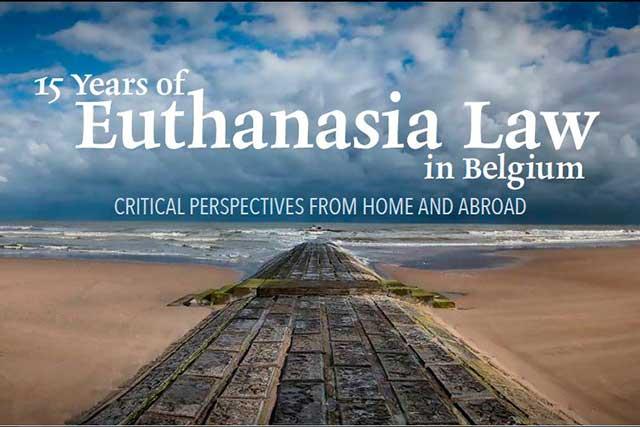 """Photo of 16-17 noiembrie, Universitatea din Anvers: Conferința """"15 Ani de la legalizarea eutanasiei în Belgia: Perspective critice din țară și din străinătate"""""""