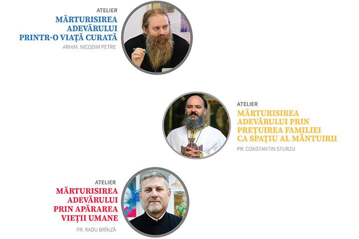 """Photo of Zilele Pro Vita Iași 2017: Atelierele de formare """"Cum să învăț să mărturisesc adevărul"""""""