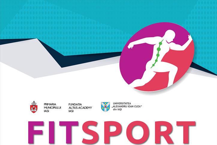 Photo of COMUNICAT. La Iași s-a dat startul la FITSPORT, Festivalul Internațional al Tinereții, Științei și Sportului