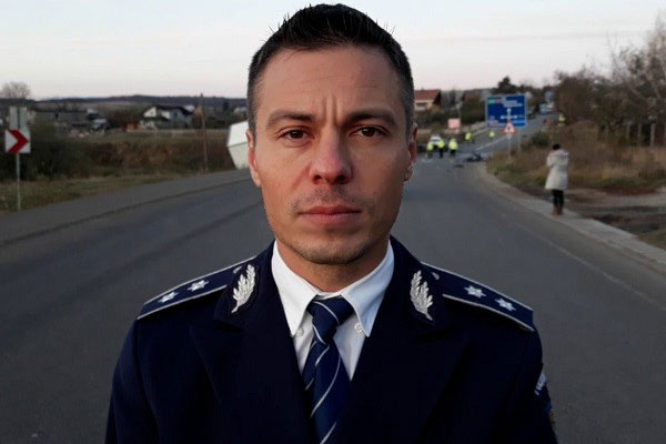 """Photo of Ionuț Epureanu, purtător de cuvânt la Inspectoratul Județean de Poliție Suceava: """"Tu știi ce face și pe unde mai este copilul tău?"""""""