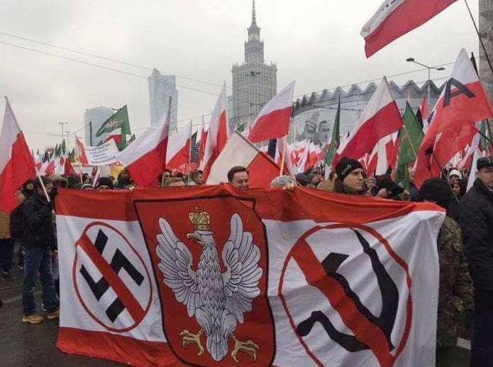 Photo of De ce este interpretată o demonstrație în favoarea identității poloneze ca nazistă?