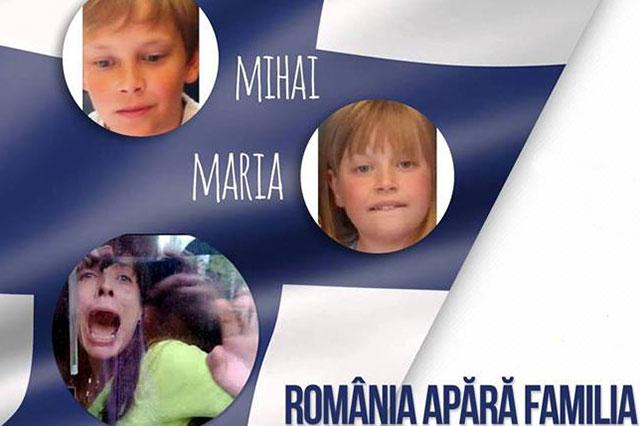 Photo of Coaliția pentru Familie și Platforma ÎMPREUNĂ organizează un protest de susținere a Cameliei Smicală în fața Ambasadei Finlandei la București