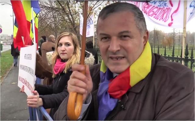 Photo of VIDEO. 27 noiembrie 2017. A patra săptămână de protest și pichete la Parlamentul României împotriva obligativității vaccinării universale