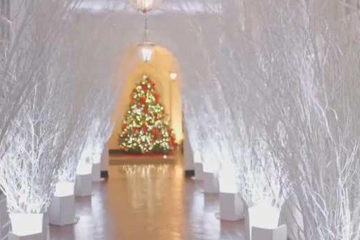 Photo of FOTO, VIDEO. Progresiștii din SUA folosesc imagini trucate pentru a declara sinistră decorarea de Crăciun de la Casa Albă