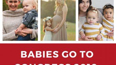 Photo of FOTO, VIDEO. Poveștile a patru din cele 123 de femei care au fost în Congresul SUA pentru a povesti cum au depășit criza de sarcină și și-au născut copiii