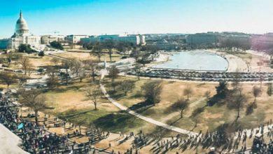 Photo of VIDEO pe repede-înainte. Marșul pentru Viață 2018 de la Washington, DC, filmat de sus