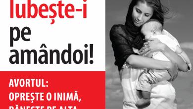 """Photo of AlexandraNadane.ro: """"Iubire, iată cuvântul cheie în mișcarea pro-viață"""""""