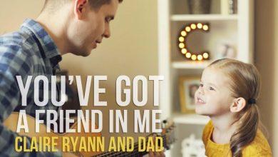 Photo of VIDEO. Duetul unei fetițe de 3 ani cu TATI. Cântă un cover pentru filmul de animație Toy Story