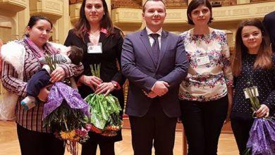 """Photo of VIDEO. Dep. Daniel Gheorghe, cu ocazia evenimentului """"Copiii merg la Parlament"""": """"Ceea ce face Marșul pentru Viață este fundamental pentru România. Le mulțumesc mamelor că dau un exemplu de curaj, de mărturie creștină și de umanitate"""""""