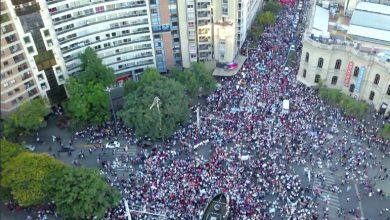 Photo of FOTO: Sute de mii de participanți la Marșul pentru Viață 2018 din Argentina