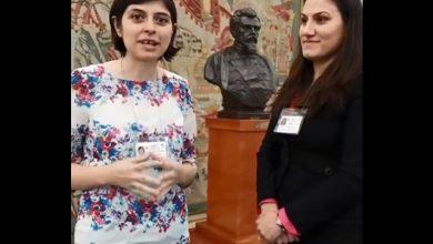 """Photo of VIDEO. Mărturia Adelinei Duduială cu ocazia evenimentului """"Copiii merg la Parlament"""": Alungată de familie din cauza sarcinii, a născut la 17 ani, și-a continuat studiile și cariera sportivă, devenind campioană mondială la lupte pe nisip"""