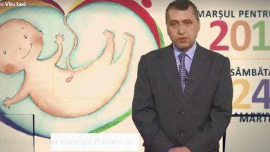 Photo of VIDEO. Apărătorii Patriei Pro-Viață: Gl. Mr. (rz.) Vasile Roman susține Marșul pentru Viață