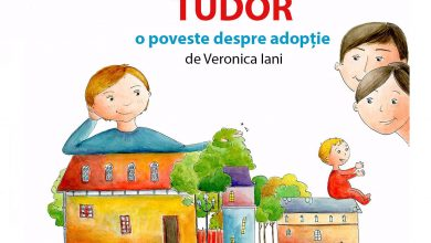 """Photo of Luna pentru Viață 2018 la Cluj: """"TUDOR. O poveste despre adopție"""" de Veronica Iani. Lansare de carte cu lectură în interpretarea autoarei"""