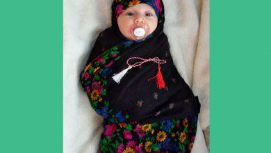 Photo of FOTO adorabilă: Bebe, mărțișor numai bun de pus la piept :)