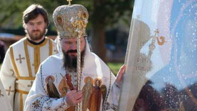 """Photo of PS Macarie, Episcopul Europei de Nord: """"Astăzi, nu mai jertfim lui Baal junghiindu-ne propriii copii, ci îi sacrificăm noilor idoli ai societății postmoderne"""""""