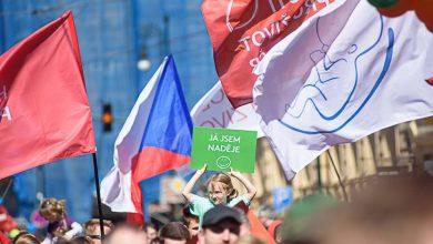 Photo of FOTO, VIDEO. 7 aprilie 2018: Marșul pentru viață și familie de la Praga
