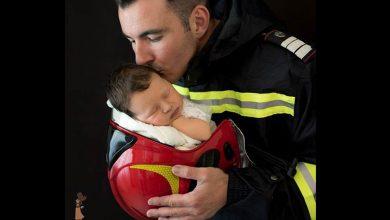 Photo of EMOȚIONANT: Cântecul de leagăn al unui pompier salvator din Mureș către fiul nou-născut