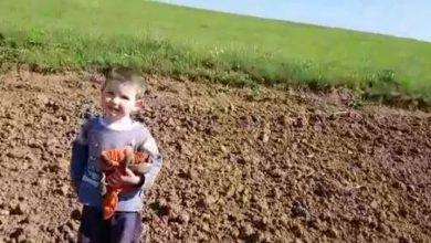 Photo of VIDEO emoționant: Un salvator plânge când îl găsește sănătos pe copilașul pe care îl căuta din ziua precedentă