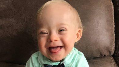 Photo of O firmă americană de mâncare pentru copii îl face ambasadorul mărcii pe un băiețel cu sindrom Down în vârstă de un an
