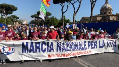 Photo of Primele fotografii de la Marșul pentru Viață 2018 de la Roma
