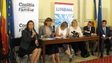 """Photo of VIDEO integral: Conferința """"Referendumul pentru căsătorie în România: Perspective naționale și internaționale"""""""
